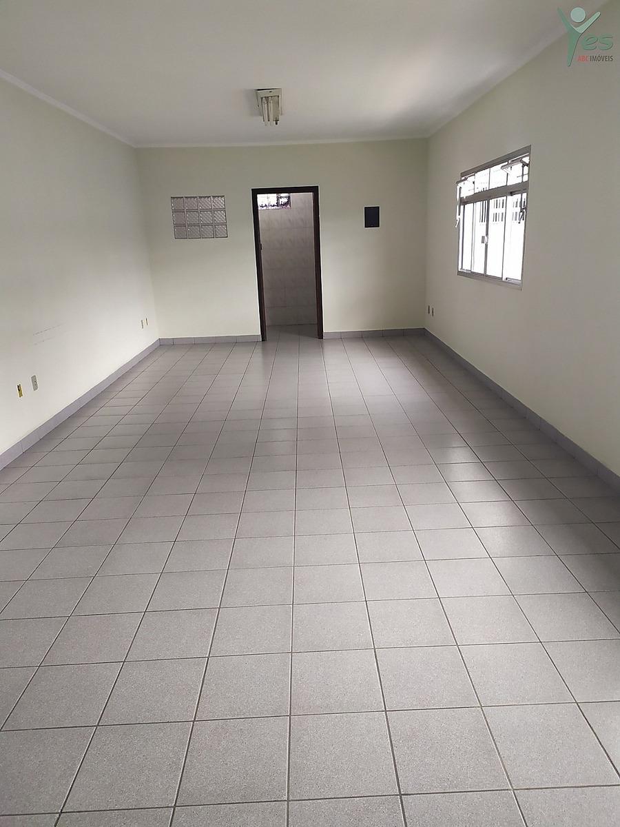 ref.: 8015 - locação de salas comerciais no centro de santo andré - 60565875