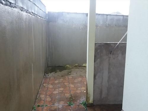ref.: 804 - casa em mongaguá, no bairro agenor de campos - 2 dormitórios