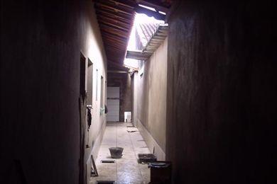 ref.: 804800 - casa em praia grande, no bairro vila mirim - 2 dormitórios