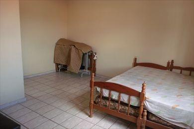 ref.: 808 - casa em praia grande, no bairro vila guilhermina - 3 dormitórios