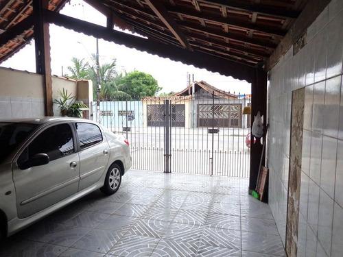 ref.: 810 - casa em praia grande, no bairro maracana - 2 dormitórios