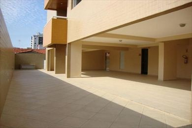 ref.: 817000 - apartamento em praia grande, no bairro vila tupi - 2 dormitórios