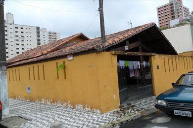 ref.: 818400 - casa em praia grande, no bairro campo da aviacao - 2 dormitórios