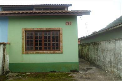 ref.: 8200 - casa em mongagua, no bairro itaoca - 2 dormitórios