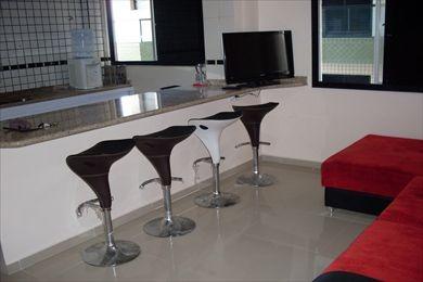 ref.: 823300 - apartamento em praia grande, no bairro campo da aviacao - 2 dormitórios