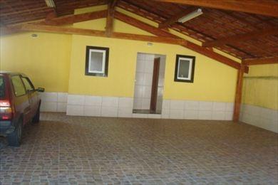 ref.: 82600 - casa condomínio fechado em praia grande, no bairro campo da aviacao - 1 dormitórios
