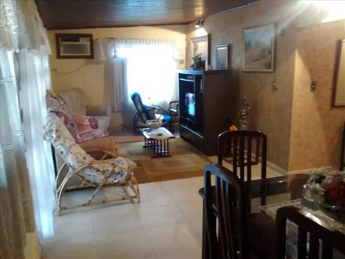 ref.: 8266 - casa em praia grande, no bairro canto do forte