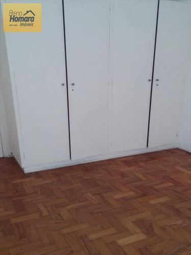 ref.: 8269 - apartamento em sao paulo, no bairro higienopolis - 2 dormitórios
