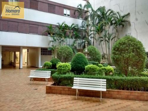 ref.: 8296 - apartamento em sao paulo, no bairro vila buarque - 2 dormitórios