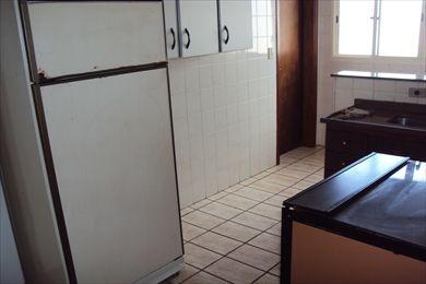ref.: 833 - apartamento em praia grande, no bairro vila guilhermina - 2 dormitórios