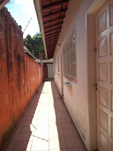 ref.: 836 - casa em praia grande, no bairro maracana - 2 dormitórios
