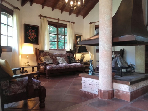 ref: 837 - casa en alquiler, pinamar, zona norte tennis ranch