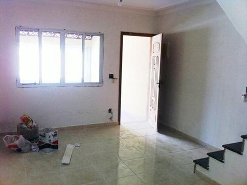 ref.: 838000 - casa em praia grande, no bairro tude bastos (sitio do campo) - 2 dormitórios