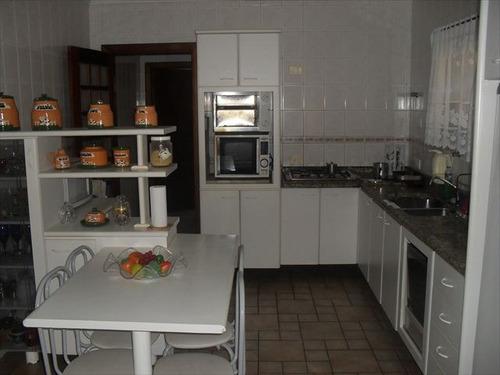 ref.: 839 - casa em praia grande, no bairro canto do forte - 3 dormitórios