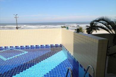 ref.: 839100 - apartamento em praia grande, no bairro vila guilhermina - 3 dormitórios
