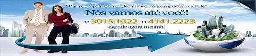 ref.: 84100 - apartamento em santos, no bairro boqueirao - 3 dormitórios