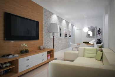 ref.: 851 - apartamento em praia grande, no bairro vila guilhermina - 2 dormitórios
