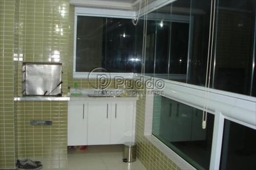 ref.: 852 - apartamento em praia grande, no bairro canto do forte - 2 dormitórios