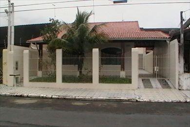 ref.: 85300 - casa em praia grande, no bairro balneário flór
