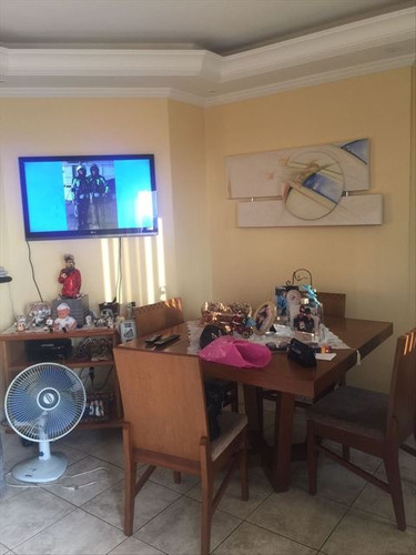 ref.: 85400 - apartamento em praia grande, no bairro guilhermina - 2 dormitórios