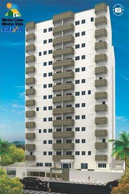 ref.: 858 - apartamento em praia grande, no bairro campo aviacao - 2 dormitórios