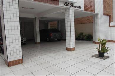 ref.: 860200 - apartamento em santos, no bairro aparecida - 1 dormitórios