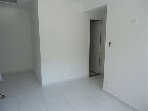 ref.: 861 - apartamento em santos, no bairro saboo - 2 dormitórios