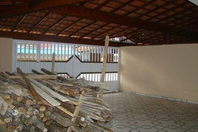 ref.: 86100 - casa em praia grande, no bairro vila tupi - 2 dormitórios