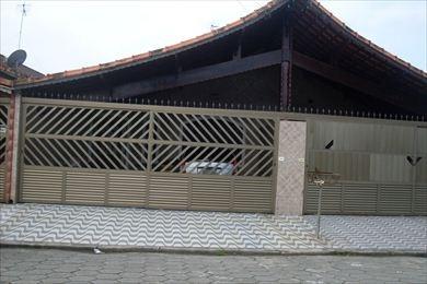 ref.: 86900 - casa em praia grande, no bairro vila tupi - 2 dormitórios