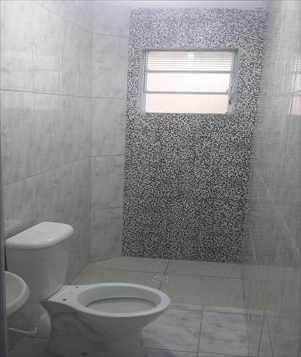 ref.: 87 - casa em mongaguá, no bairro plataforma - 2 dormitórios