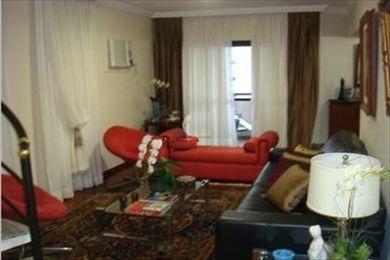 ref.: 870000 - apartamento em santos, no bairro boqueirao - 5 dormitórios