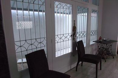 ref.: 871300 - casa em santos, no bairro campo grande - 3 dormitórios