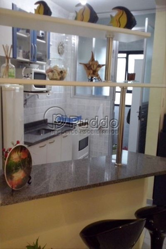 ref.: 875 - apartamento em praia grande, no bairro forte - 1 dormitórios