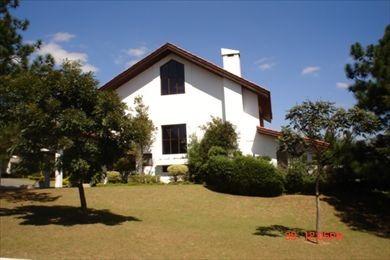 ref.: 88000 - casa condomínio fechado em santana de parnaiba, no bairro alphaville - 4 dormitórios