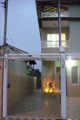 ref.: 880100 - casa em praia grande, no bairro vila mirim - 2 dormitórios