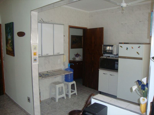 ref.: 885 - apartamento em praia grande, no bairro canto do