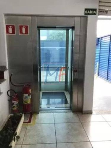 ref 8935 - galpão industrial  para locação no bairro vila carioca, 3 vagas, 700 m, zup 1 , prox. metrô tamanduatei , expresso tiradentes. - 8935