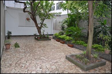 ref.: 894300 - casa em santos, no bairro gonzaga - 3 dormitórios