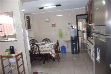 ref.: 894900 - casa em santos, no bairro campo grande - 4 dormitórios