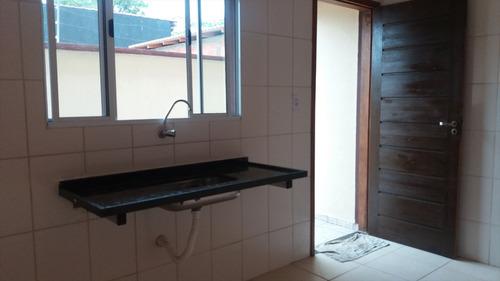 ref.: 900 - casa em itanhaém, no bairro nova itanhaém - 2 dormitórios