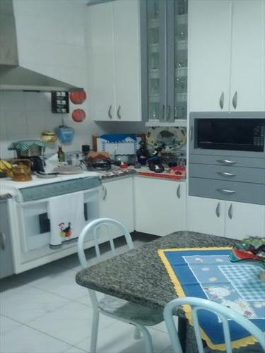 ref.: 900 - casa em santos, no bairro embare - 3 dormitórios
