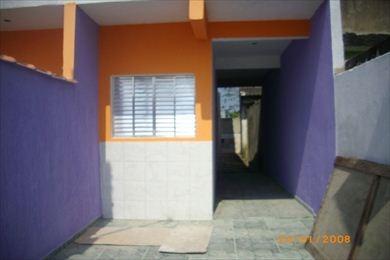 ref.: 90000 - casa em sao vicente, no bairro parque das bandeiras - 2 dormitórios