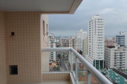 ref.: 902 - apartamento em praia grande, no bairro forte - 3 dormitórios