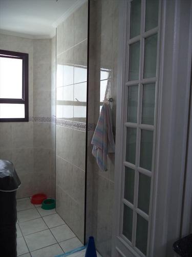 ref.: 902 - apartamento em praia grande, no bairro guilhermina - 2 dormitórios