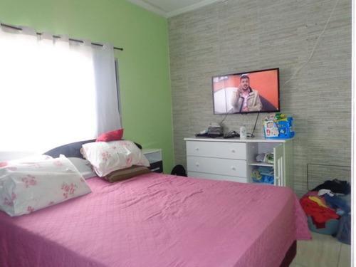 ref.: 905 - casa em praia grande, no bairro maracana - 3 dormitórios