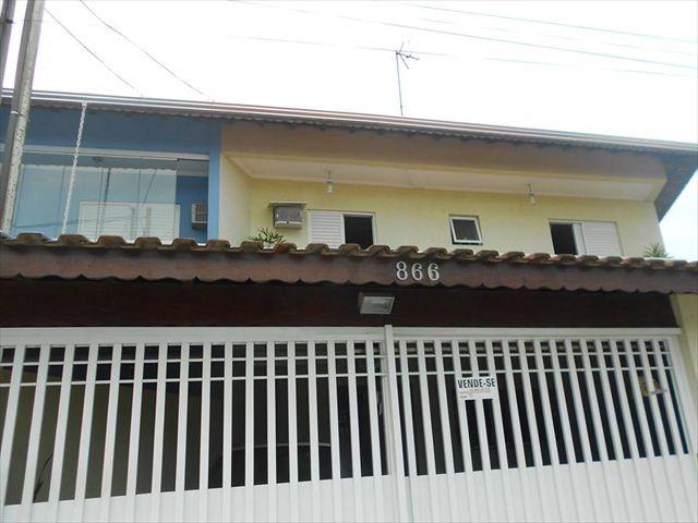 ref.: 905 - casa em praia grande, no bairro tupi - 2 dormitórios