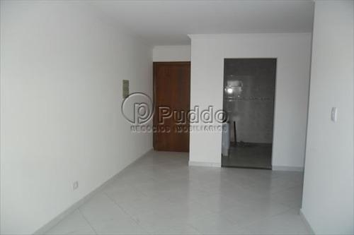ref.: 907 - apartamento em praia grande, no bairro guilhermina - 2 dormitórios