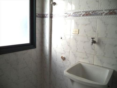 ref.: 908 - apartamento em praia grande, no bairro guilhermina - 2 dormitórios