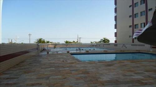ref.: 909 - apartamento em praia grande, no bairro vila guilhermina - 1 dormitórios