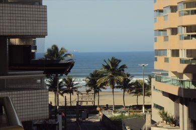 ref.: 911 - apartamento em praia grande, no bairro aviacao - 2 dormitórios